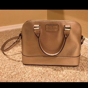 Kate Spade Rose gold purse
